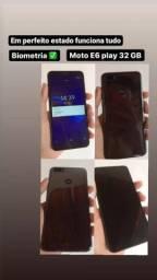 Título do anúncio: Moto E6 play 32GB