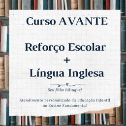 Curso Avante - Reforço Escolar Bilíngue