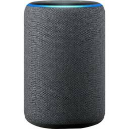 Amazon Smart Home Echo Alexa, 3ª Geração, Preto<br><br>