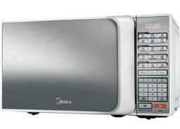 Micro-ondas Midea Liva (Springer Carrier)<br>20L Espelhado<br>127 volts
