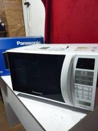 Micro-ondas NOVO Panasonic, 21 Litros, com Desodorizador, 110V