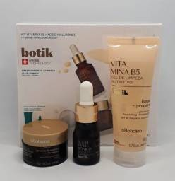Título do anúncio: Kit Botik Ácido Hialurônico + Vitamina B5 Tratamento da Pele O Boticário Novo na Caixa
