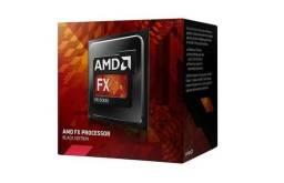 Placa mãe Asrock-n68-s3 + Amd FX6300 + 8GB Ram DDR3 + Fonte 500w Real