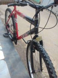 Bicicleta 21 marchas baixou preço aro 26