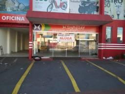Salão comercial na Av. Eduardo Elias Zahran 1 quadra da Bom Pastor