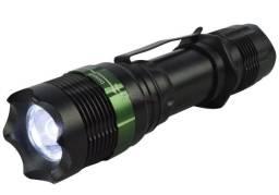 Lanterna Tática Profissional Cree Led Police Recarregável Q5 ? NOVA