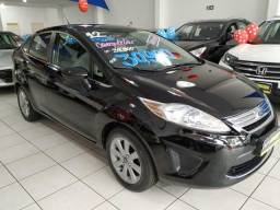 Ford Fiesta SE 1.6 - 2012 Carro para Uber - 2012