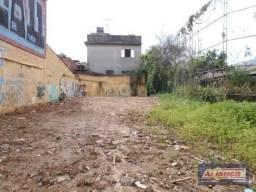 Terreno residencial para locação, Vila Lidio Santana, Guarulhos.