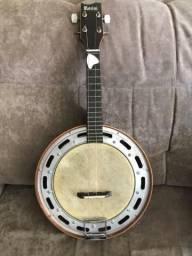 Instrumentos de Corda (Banjo)