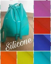 Bolsa silicone