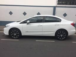 Civic LXR 2.0 2015 Branco Aut - 2015