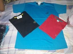 Camisas fio 30 15$ no atacado