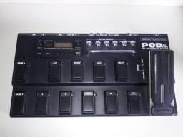 Pedaleira POD XT LIVE Line 6