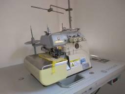 Máquina de costura singer overloque