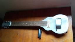 Lap Steel canhoto artesanal guitarra havaiana
