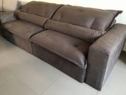 Sofá de molas ensacadas