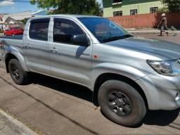 Toyota Hilux CD 4x4 2012 completa - 2012