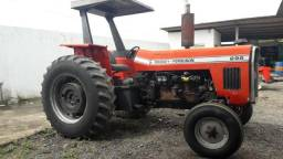 Trator Massey Ferguson 296, 4x2 / 1990