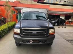 Ford F-4000 - 2003/2003 - 3.9 120cv Turbo Diesel - Azul - 2003