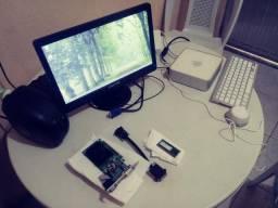 Peças de informática e mini pc apple leia ate o final