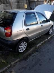 Fiat palio aceito troca - 2001