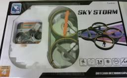 Drone Sky Storm Drone com Gyro - Candide