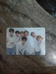 PC photo card Album The Connect Monsta X oficial kpop