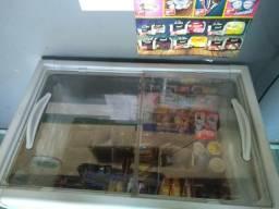 Freezer horizontal