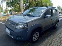 Fiat Uno way 1.0 completo - 2012