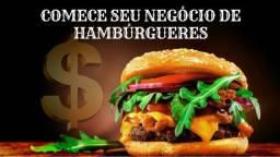 Curso de Hambúrguer Completo