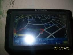 Gps Navman Ligando Bateria N Carrega Somente Aparelho Barato viamao