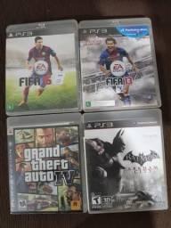 Vendo jogos de PS3 ORIGINAIS