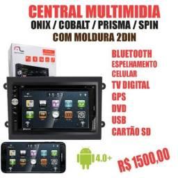 DVD Multimidia ONIX, SPIN, Cobalt, Prisma