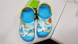 Crocs original frozen (nova - com etiqueta)