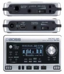 Mini Estúdio Boss Micro BR 80