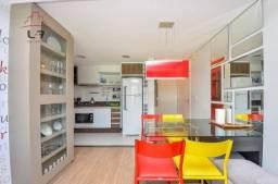 Apartamento com 2 dormitórios à venda, 48 m² por R$ 250.000,00 - Uberaba - Curitiba/PR