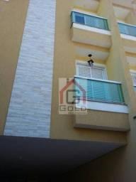Apartamento residencial para locação, Jardim das Maravilhas, Santo André.