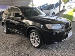 BMW / X3 2.0 xdrive 4x4 IMPECÁVEL!!! - 2014