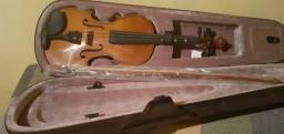 Violino usado 2 vezes