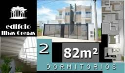 Apartamentos Novos - 2 dormitórios (1 suíte)