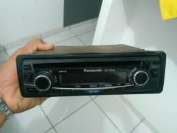 Toca CD Panasonic