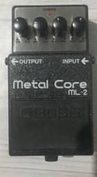 Pedal Boss metal core ML - 2