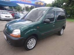 Renault Kangoo 1.6 unico dono comprovado raridade - 2003