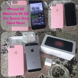 IPhone SE 64 GB Cor Space Gray