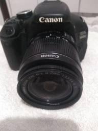 Canon t3i_600d seminova