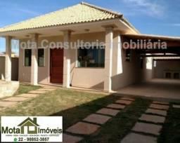 Casa 3 Qts com Piscina Araruama Condomínio Fechado com lazer e segurança;