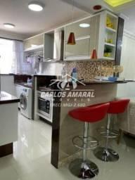 APARTAMENTO à venda, 3 quartos, 2 vagas, SANTOS DUMONT I - GOVERNADOR VALADARES/MG