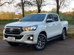 Toyota Hilux SRV 4P
