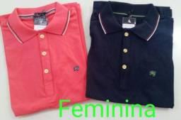 Título do anúncio: Camisa Polo Feminina - Atacado e Varejo