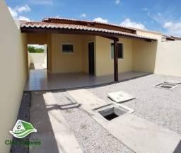 Casa com 2 dormitórios à venda, 82 m² por R$ 145.000 - Ancuri - Itaitinga/CE